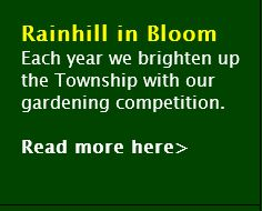Rainhill in Bloom