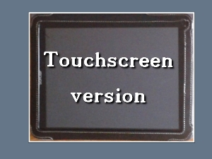 Touchscreen button